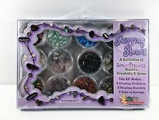 Jewelry Stone Kit makes Necklaces, Bracelets, and Earrings