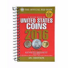 A guide book of United States Coins 2016 - R.S.Yeoman/K.Bresset - 69th. edition