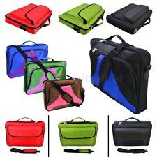 """18"""" Inch Laptop Shoulder Messenger Bag Case For Apple MacBook Air Pro Dell HP"""
