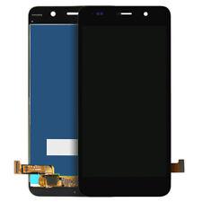 TOUCH SCREEN VETRO + LCD DISPLAY ASSEMBLATI PER HUAWEI Ascend SCL-L21 NERO