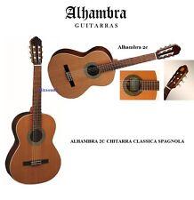 ALHAMBRA 2C CHITARRA CLASSICA SPAGNOLA  MODELLO 2C misura 4/4 CEDRO MASSELLO