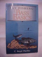 1997 PB Book FLY FISHING BASICS by C. BOYD PFEIFFER; FISH, OUTDOORS, SPORT