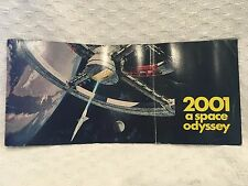 Kubrick's 2001 A SPACE ODYSSEY release booklet 1968