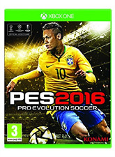 Microsoft Xbox One-PRO EVOLUTION SOCCER 2016  GAME NEW