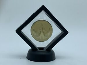 Mighty Morphin Power Rangers Coin Lord Drakkon Tommy Legacy Gold
