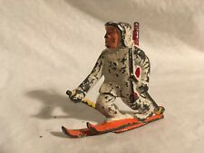 Manoil M126 Finn with Skis RARE original paint Barclay