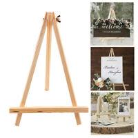 Wood Mini Easels Creative Wedding Table Decor Photo Display Supplies Home HOT