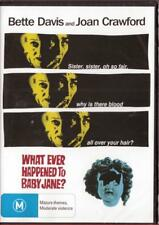 WHAT EVER HAPPENED TO BABY JANE? - BETTE DAVIS- NEW REGION 4 DVD FREE LOCAL POST
