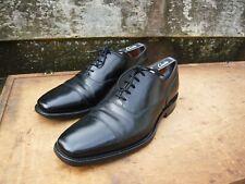 Cheaney Oxford Hombre Zapatos – NEGRO-UK 9 – Milford – Excelentes Condiciones