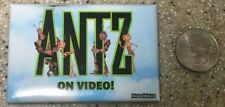 DreamWorks Home Entertainment Antz 1998 Movie Video Promotional Button Usa