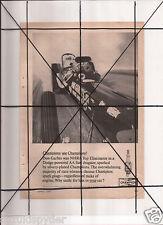 Vintage 1965 Popular Mechanics Magazine Ad A125 Champion Spark Plugs Don Garlits