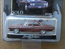 1964 PLYMOUTH SPORT FURY        2008 GREENLIGHT AUCTION BLOCK   1:64 DIE-CAST