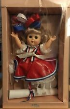 "Ginny 1996-""RED, WHITE & BLUE ""vogue doll collection 😍👍🎁💞"