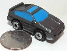 Small Micro Machine Plastic Pontiac Fiero GT in Gray