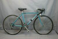 "Nishiki VintageTouring Road Bike Medium 17"" 24"" Suntour Lugged Steel USA Charity"