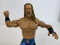 Rare 2004 Edge Rated R Superstar Action Figure BLUE Pants WWE Jakks Pacific
