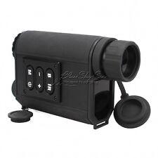 6X32 Infrared IR Hunt Binoculars Monocular Scopes 4x Digital Laser Rangefinder G