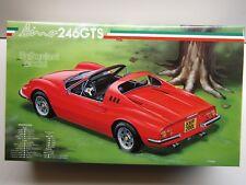 "Fujimi 1:24 Scale Ferrari Dino 246GTS ""Enthusiast Model"" Model Kit - New # EM13"