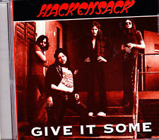 HACKENSACK give it some CD NEU/NEW