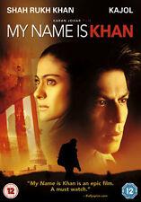 MY NAME IS KHAN - DVD - REGION 2 UK