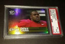 2011 Press Pass #CL-10 Mark Ingram Class of 2011 Rookie PSA 9 Mint