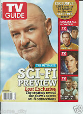 T.V. Guide Magazine-July 24-30, 2006 issue-Lost star Terry O'Quinn