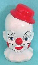 Vintage Ceramic Clown Bank