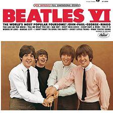 THE BEATLES - BEATLES VI: U.S.ALBUM: CD ALBUM (January 20th 2014)