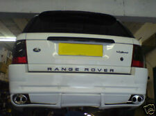 RANGE ROVER SPORT STAINLESS EXHAUST SYSTEM INC FITTING