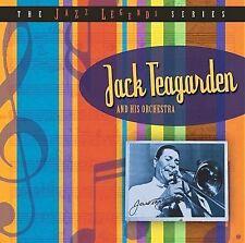 JACK TEAGARDEN & HIS ORCHESTRA - Jazz Legends - CD ** Brand New **