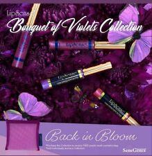 💋LipSense 💜Bouquet of Violets~Sweet Pea & Orchid Gloss Violette & Violet Volt