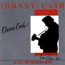 """JOHNNY CASH - """"Classic Cash"""" -  CD 20 titres - 1988 - Durée totale : 54'48""""."""