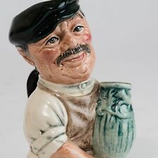 1985 Royal Doulton Doultonville Albert Sagger The Potter Toby Jug