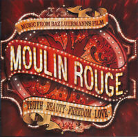 Various - Moulin Rouge (Music From Baz Luhrmann's Film) CD #G2003615