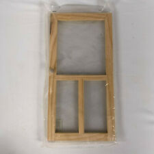 12 Inch Wood Screen Dollhouse Door Crafts Joanns Stores Greenhouse Collection
