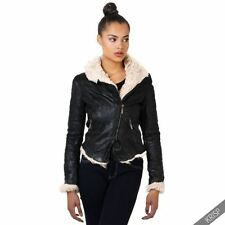 Winter Solid Shearling for Women