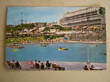 Postcard. THE BOATING LAKE, SOUTHEND-ON-SEA. Unused. Standard size.