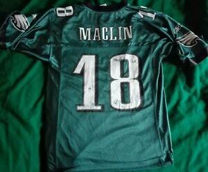 NFL Philadelphia Eagles 18 maclin American Football Jersey Shirt M reebok Jersey