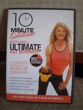 10 Minute Solution Kettleball Ultimate Fat Burner! DVD