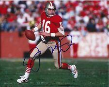 JOE MONTANA signed autographed NFL SAN FRANCISCO 49ers photo