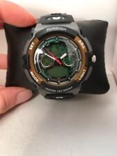 MENS  ARMITRON ANALOG/DIGITAL ALL-SPORT WATER RESISTANT 165 ALARM CHRONO WATCH