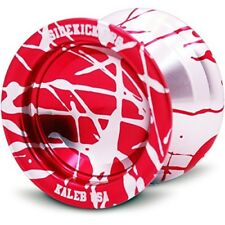Sidekick Pro YoYo color Red and Silver Aluminum Alloy High Speed Pro Responsive