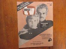 Ju/1979 Pa. TV Host Mag(JULIE ANDREWS/OMAR SHARIF/THE TAMARIND SEED/MARIE OSMOND