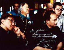 John Woo Film Director signed 8x10 photo / autograph