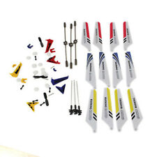 Helicopter Replacement Toy Parts Quick Wear Parts Blades Set for Syma S107G RC