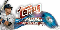 2018 Topps Series 1 Baseball Complete Your Set Pick 25 Cards From List