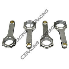 CXRacing H-Beam Connecting Rods For Honda Civic With D15B2 Engine