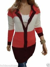 Plus Striped Jumpers & Cardigans for Women