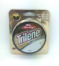 Berkley Trilene Clear Fluorocarbon 200yd Spool