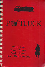 *EDWARDS MO 1992 POTLUCK COOK BOOK *DEER CREEK VOL FIRE DEPT *BUSY BEE'S CLUB